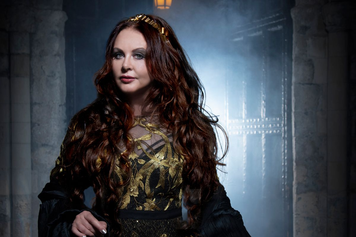 """World-famous soprano Sarah Brightman is coming to cinemas nationwide with a historic performance of her upcoming new album """"Hymn."""""""