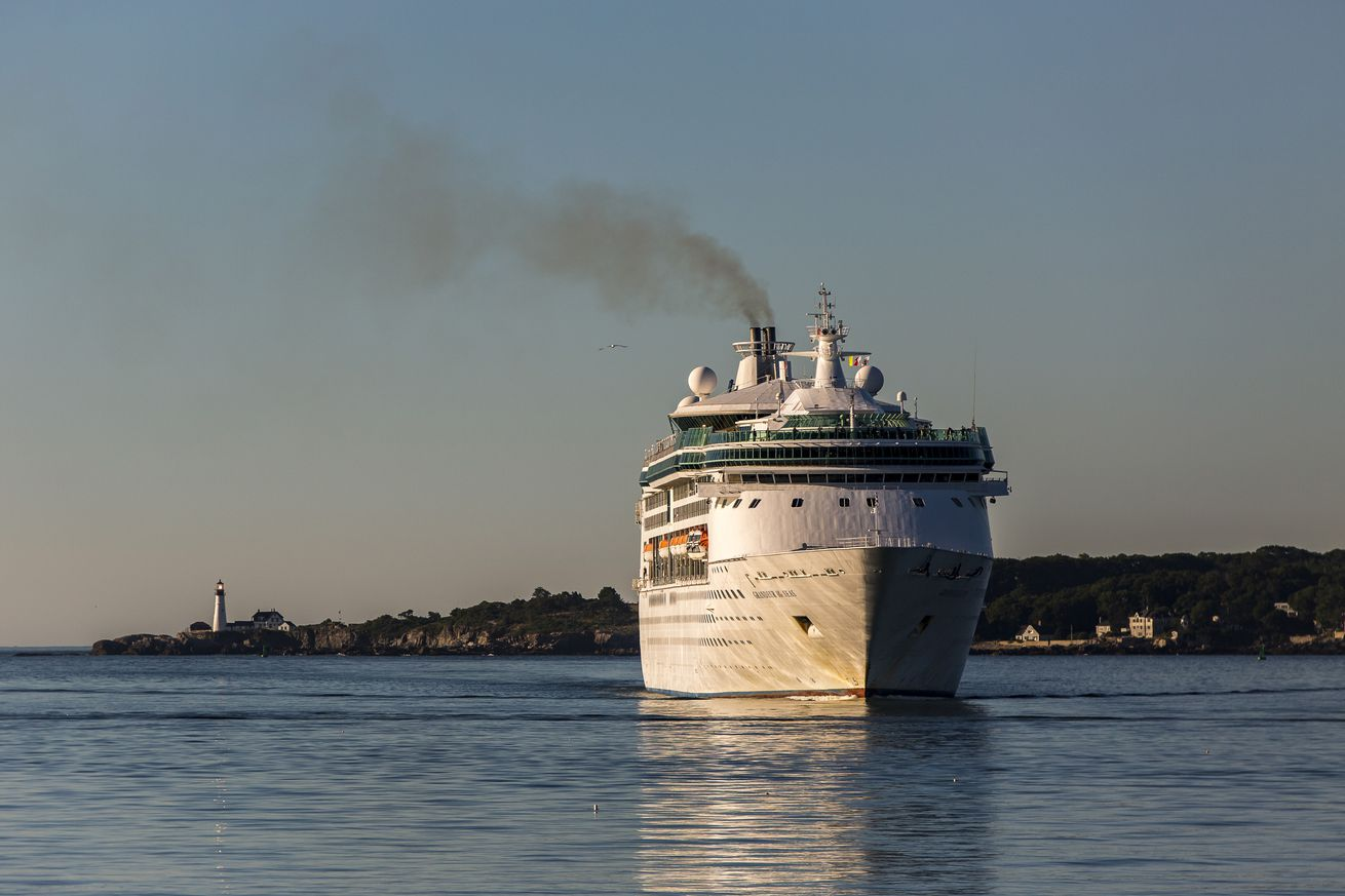Carbon footprint of the cruise industry