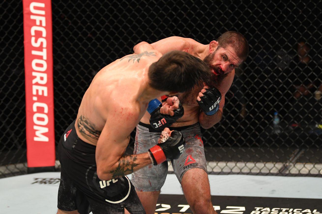 UFC Fight Night Condit v McGee