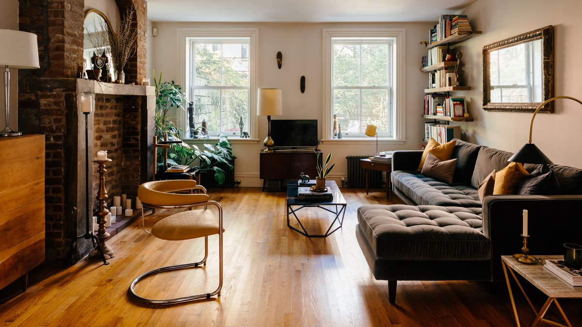 Inside Designer John Sorensen Jolinks Graceful Brooklyn Home