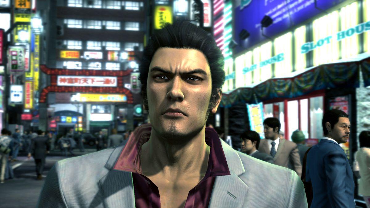 排名的Yakuza比赛