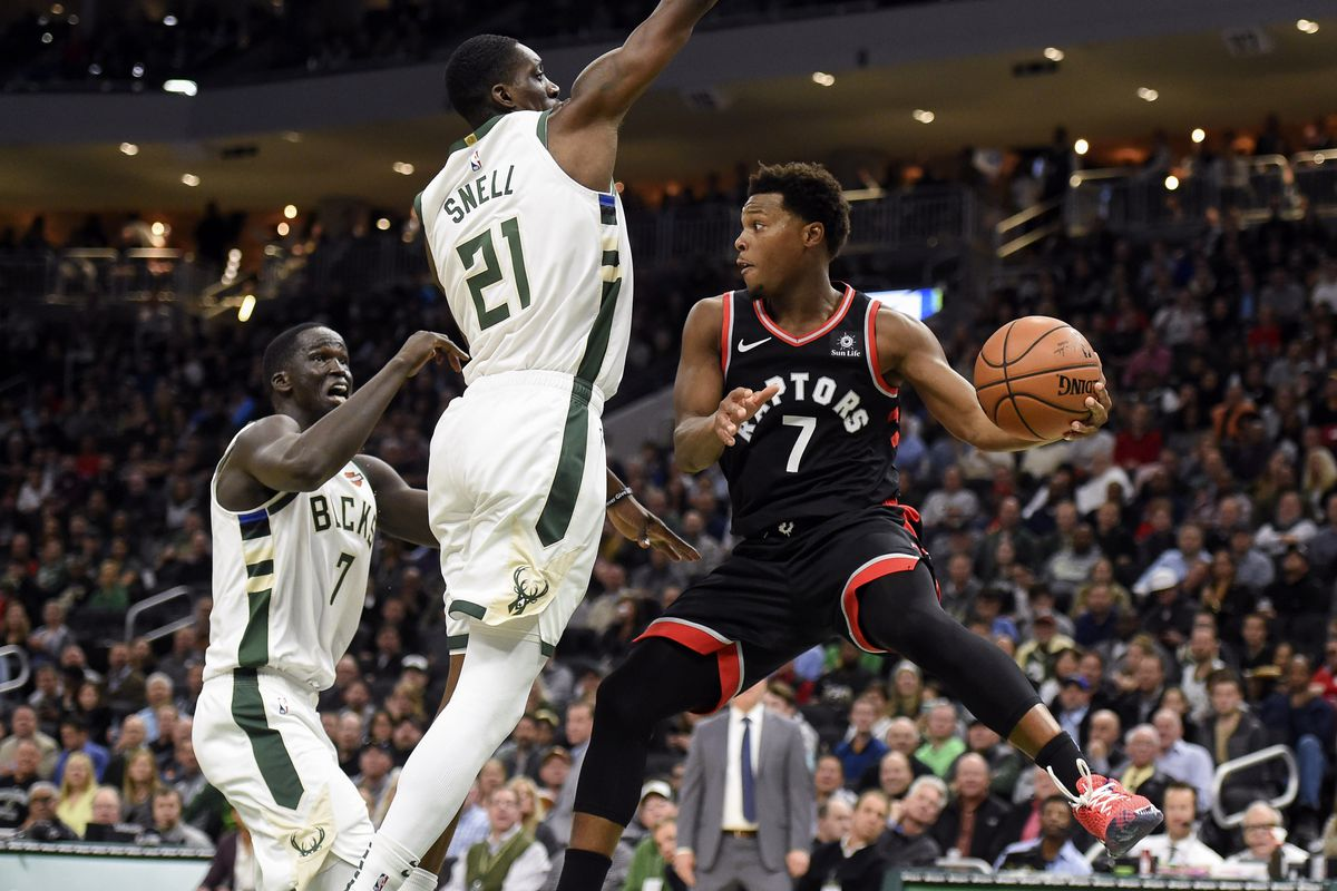 bucks vs raptors - photo #30