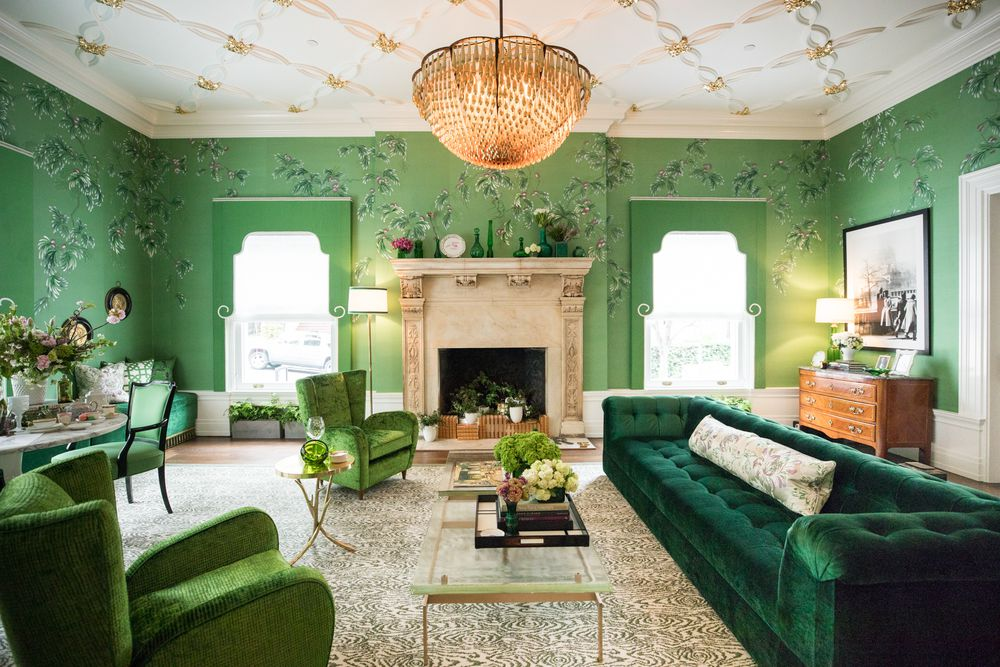 A Muse ing April in Paris  by Jonathan Rachman. Your first look at the 2017 San Francisco Decorator Showcase