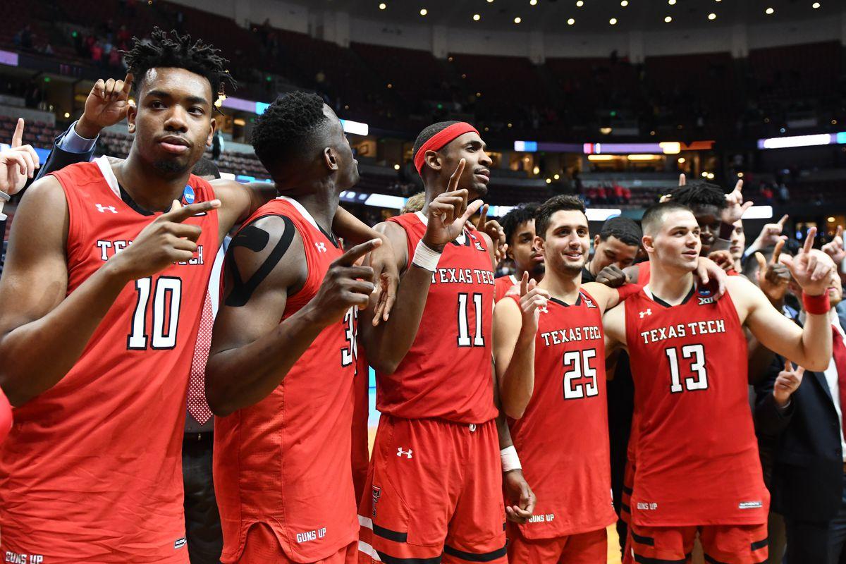 NCAA Basketball: NCAA Tournament-West Regional-Michigan vs Texas Tech
