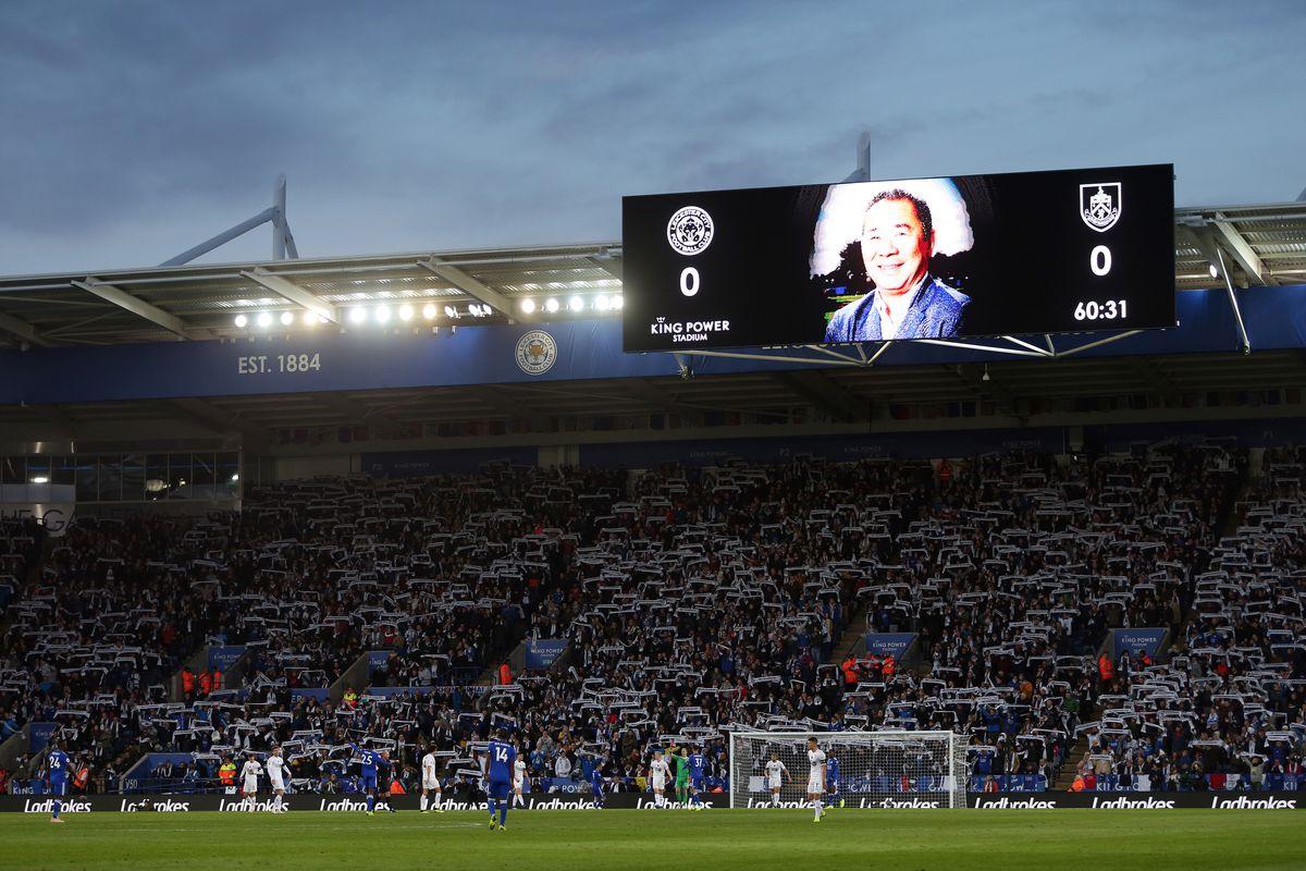 Leicester City v Burnley FC - Premier League