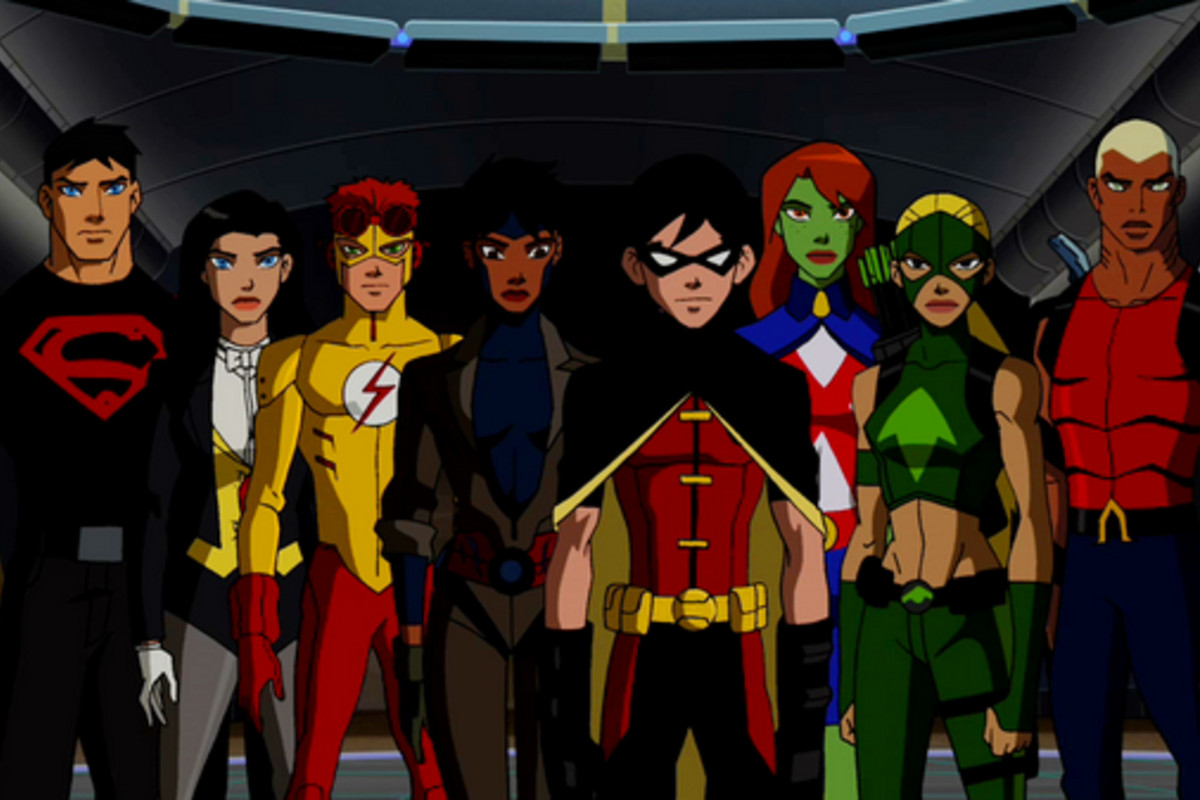 Young Justice (DC)