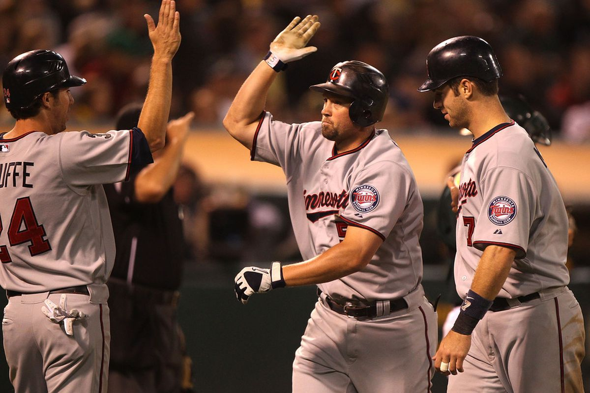 Say what you will, but Plouffe is a monster.