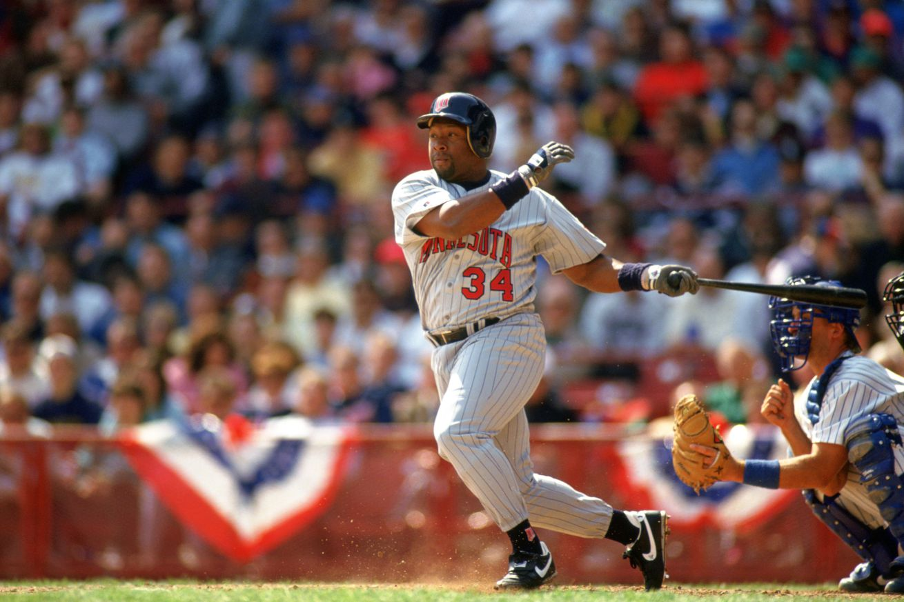 GettyImages 901673340.0 - Dorktown: Kirby Puckett couldn't hit homers when he was ahead in the count
