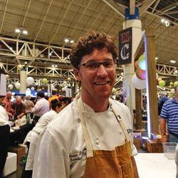 Chef Brian Landry of Borgne.