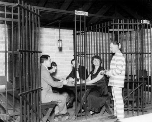Jail Cafe