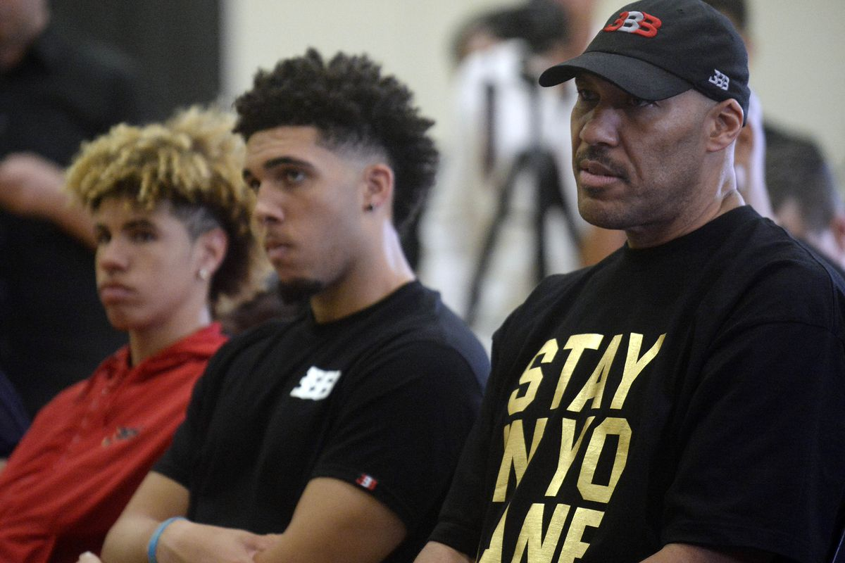 LiAngelo, LaMelo Ball turn pro with club team in Lithuania