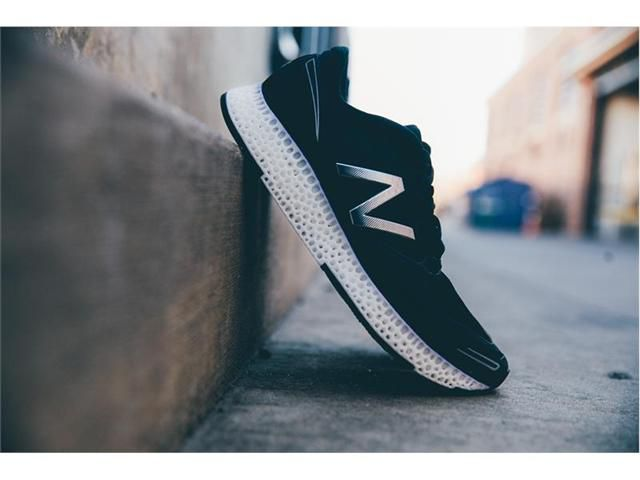 2fb15ce1 New Balance only made 44 pairs of these $400 3D-printed sneakers ...