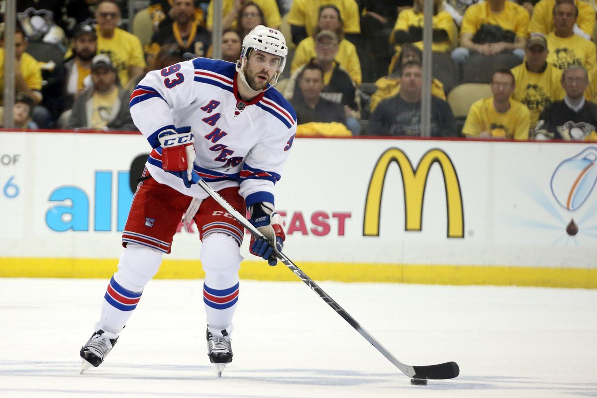 huge discount a1111 8e3ee New York Rangers News: Keith Yandle's Rights Traded To ...