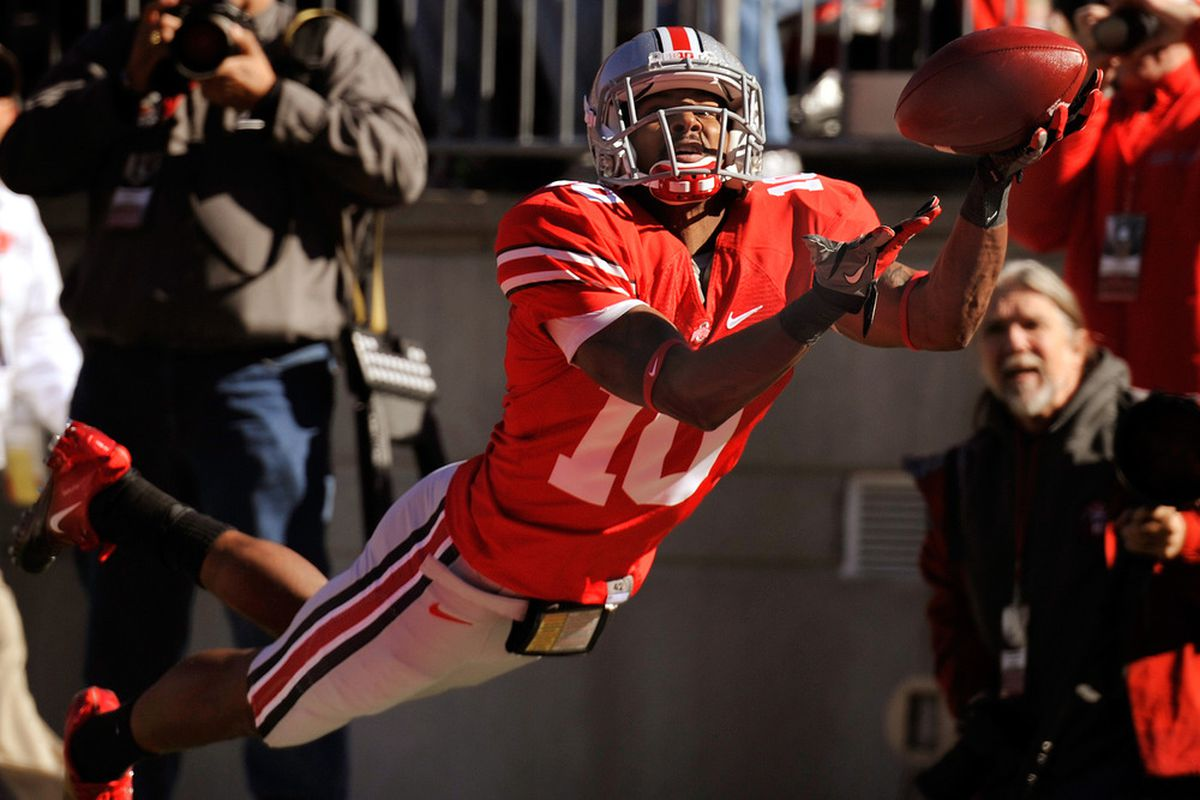 Philly Brown will help Ohio State navigate the murky waters of late November.