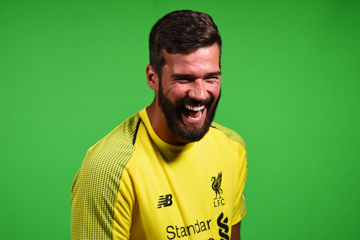 Alisson becker liverpool footballer foursome sextape part 2 - 2 5