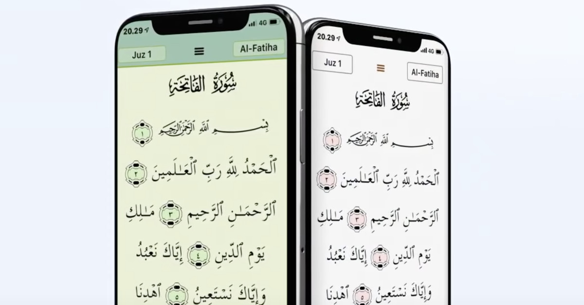 Apple removed a popular Quran app in China