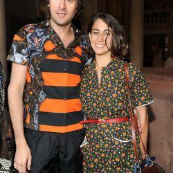 Francesco Vezzoli;Delfina Fendi