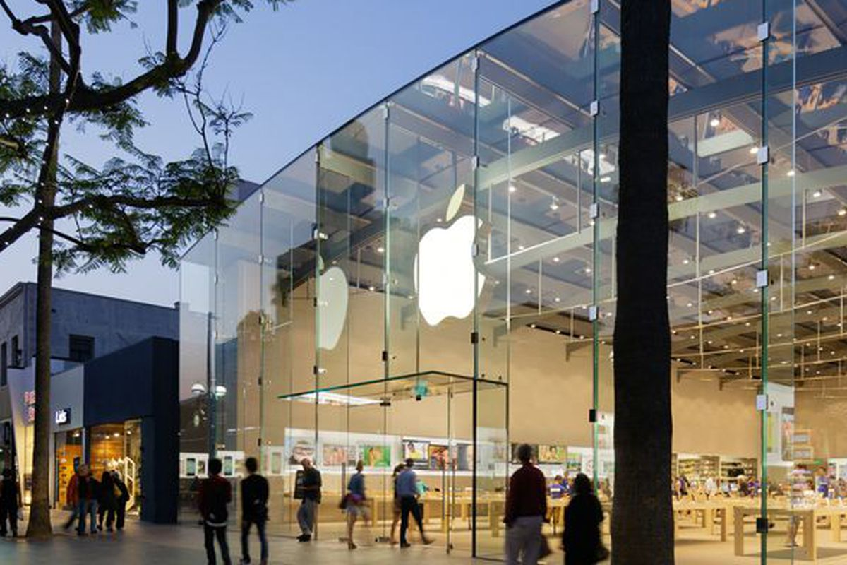Apple Store 3rd Street Promenade, Santa Monica