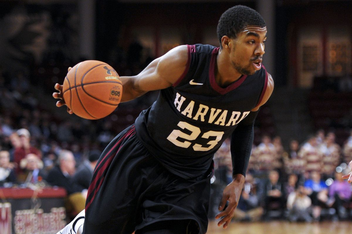 Wesley Saunders & the Crimson try to pry the Ivy League championship away from Yale today.
