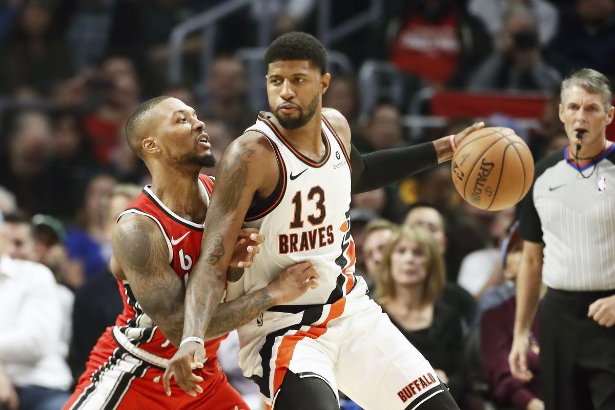 Portland Trail Blazers vs. LA Clippers Preview - Blazer's Edge