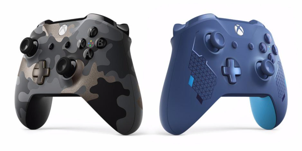 Xbox One controllers get two new looks this fall - Polygon