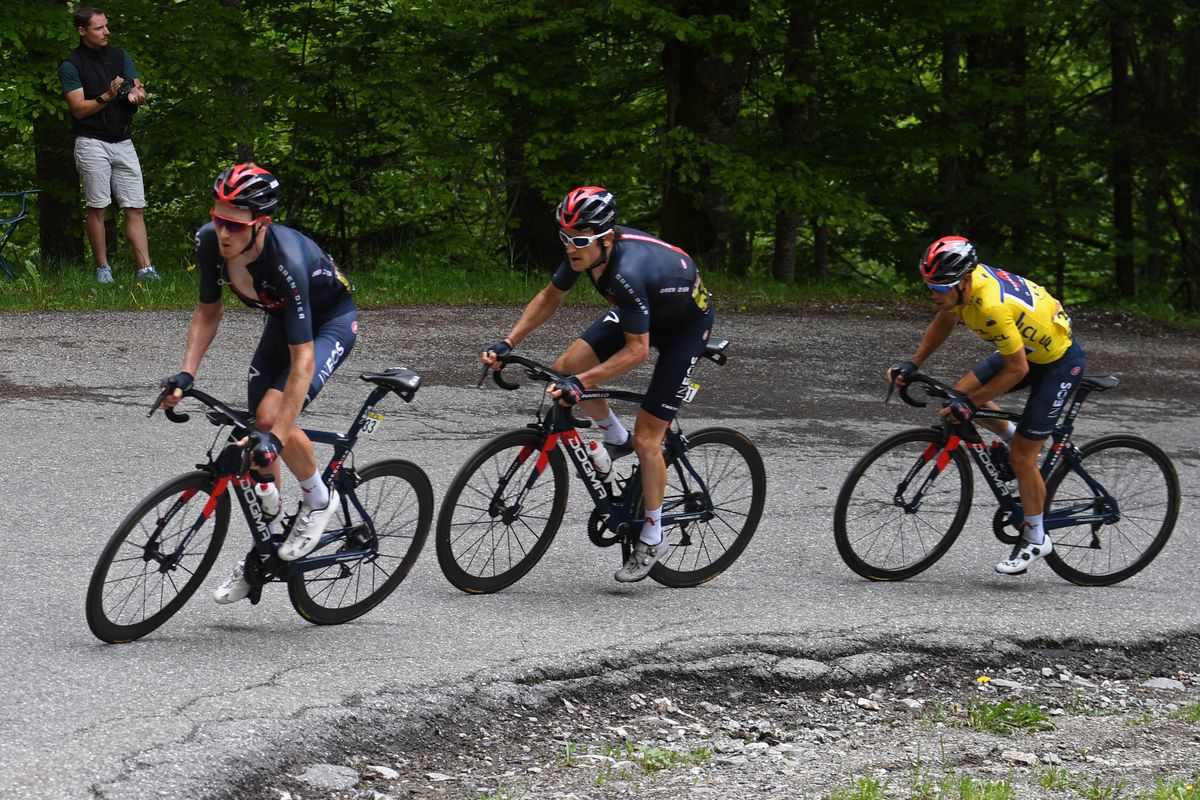 CYCLING-FRA-DAUPHINE-STAGE8