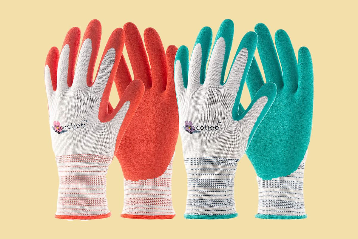 COOLJOB Gardening Gloves