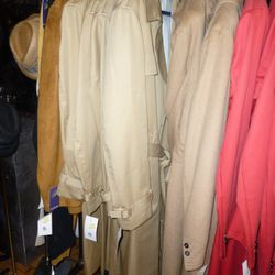 More Brooks Brothers coats