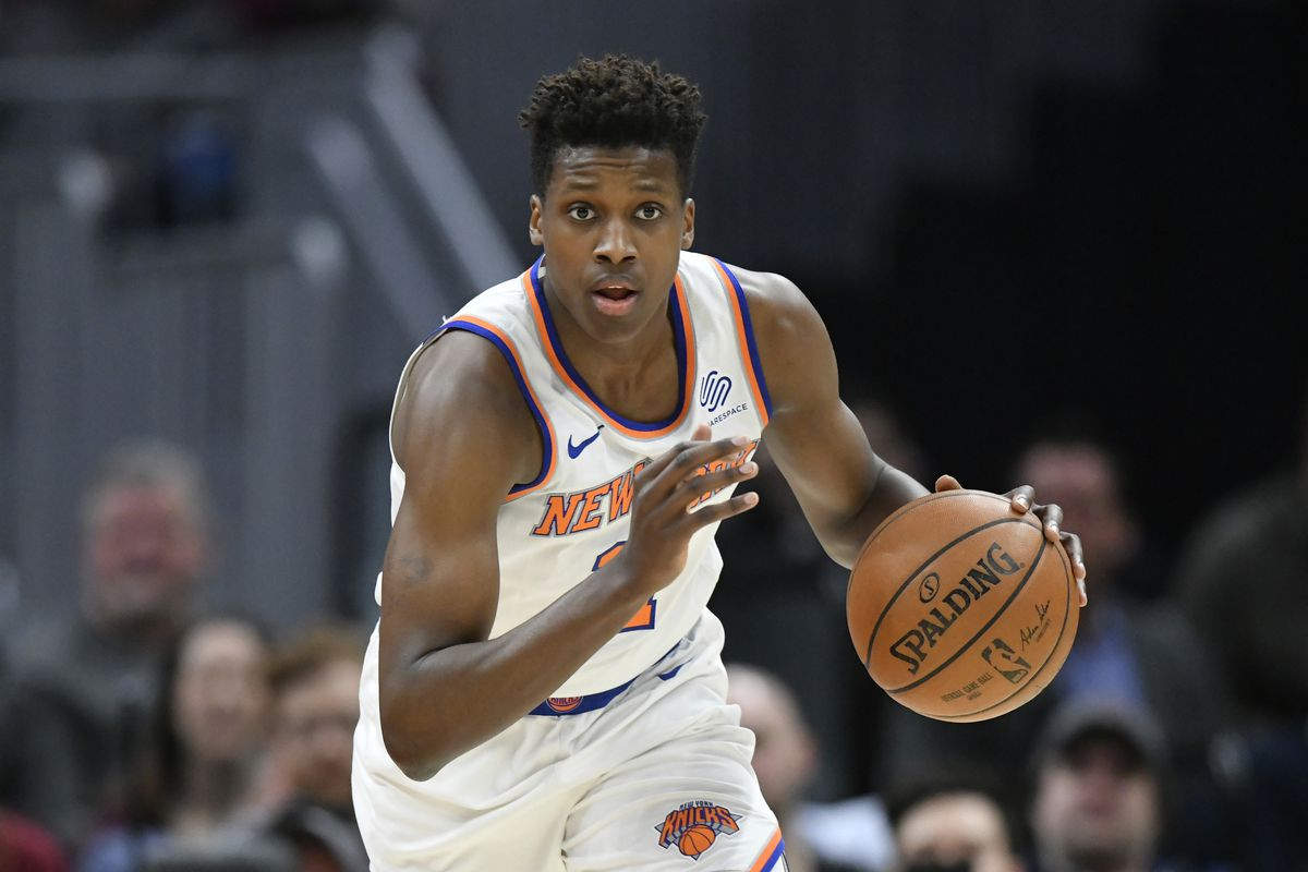 5d47b645717 Knicks Links: The French Prince is going home - Posting and Toasting