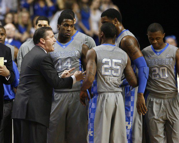 sale retailer f62a7 6db75 Ranking the 10 best uniforms in Kentucky basketball history ...