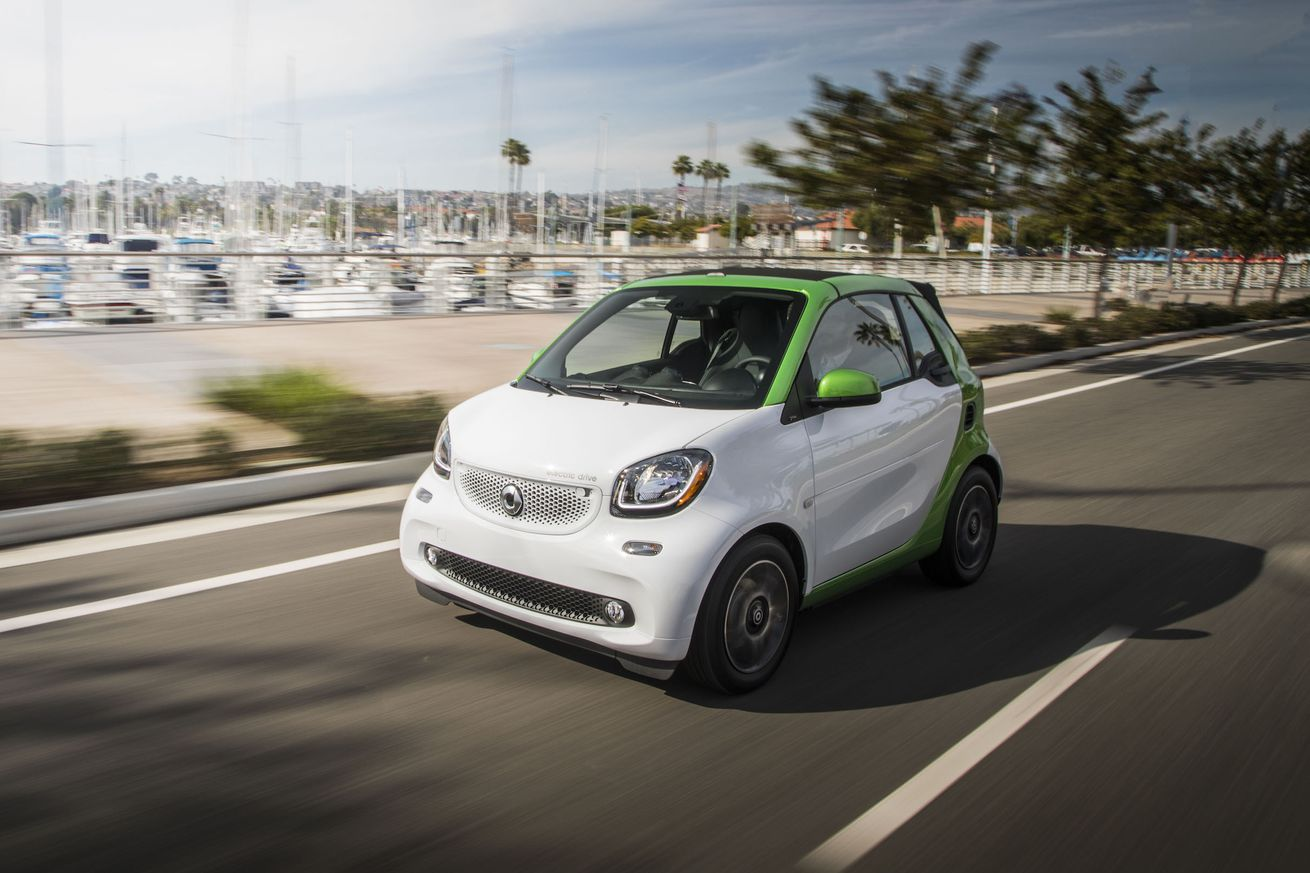 the smart car goes electric before it plans its autonomous future