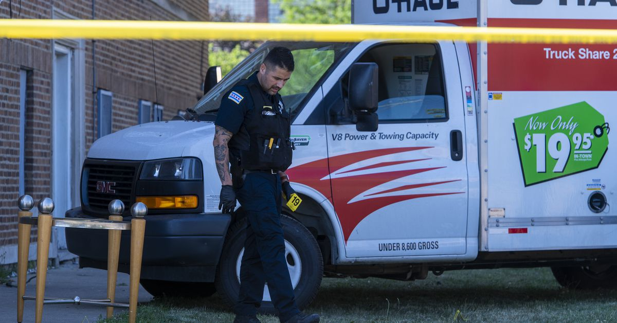 14-year-old boy shot dead in Lawndale — as his family packed to move to safer place in suburbs