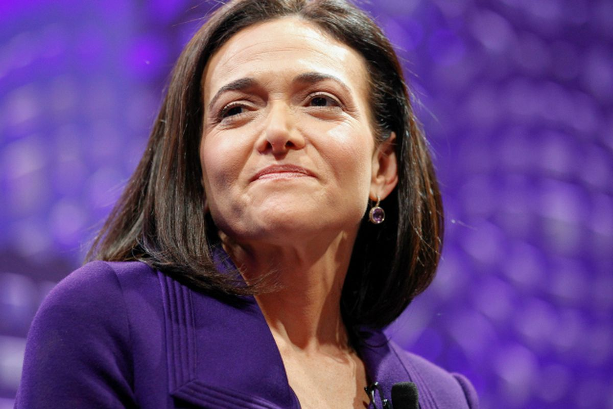 Want to Combat Hate Speech on Facebook? Try a 'Like Attack,' Says COO Sheryl Sandberg.