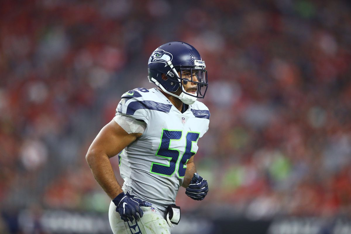 84221ca93 Seahawks News 12 9  Mychal Kendricks Excited to Play Again - Field Gulls
