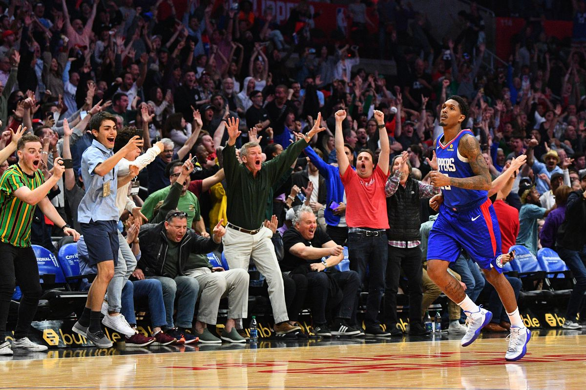 NBA: MAR 17 Nets at Clippers