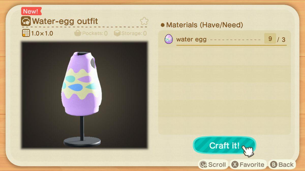 EUixjc8U0AEfdqT - Animal Crossing: New Horizons - Progetti caccia all'uovo
