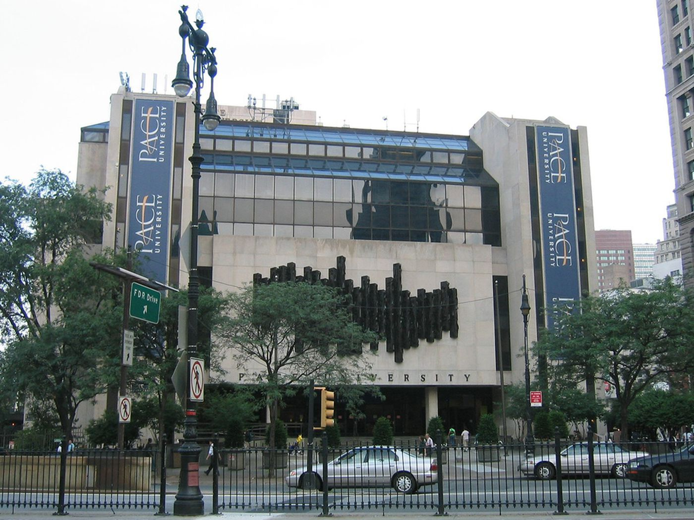 Pace University Launches 190M Expansion Effort In The Financial District