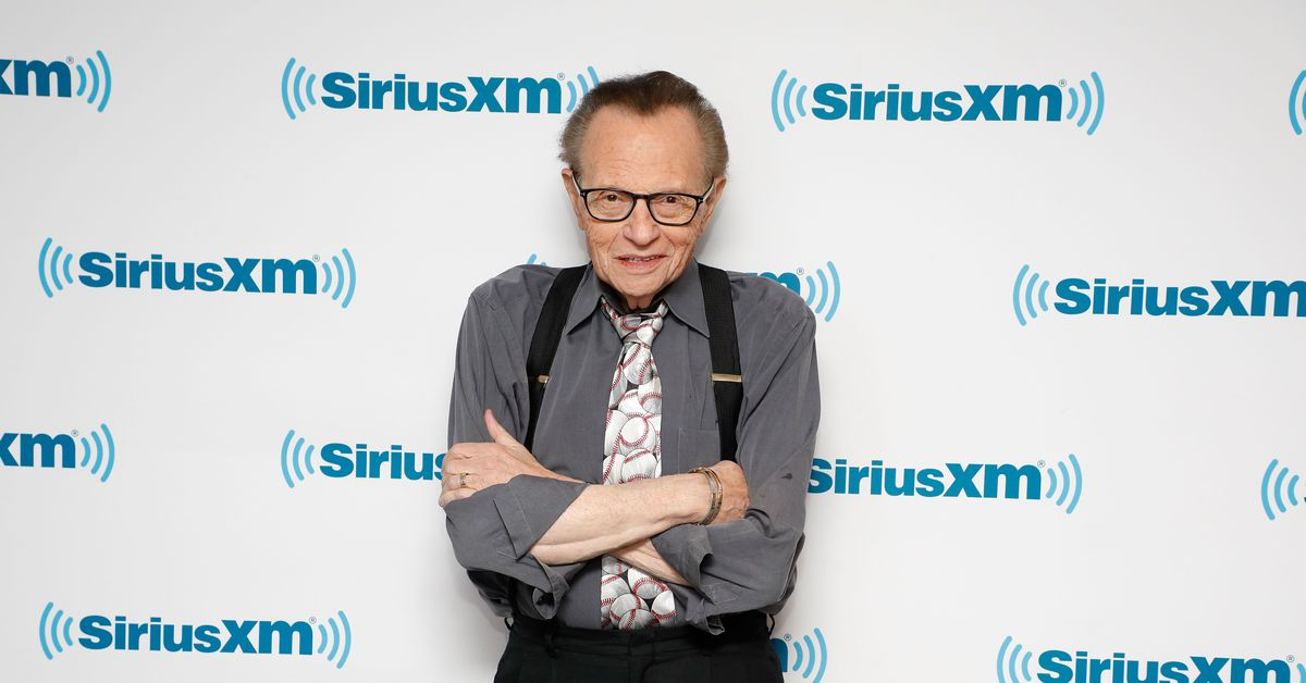 Legendary television and radio host Larry King passes away