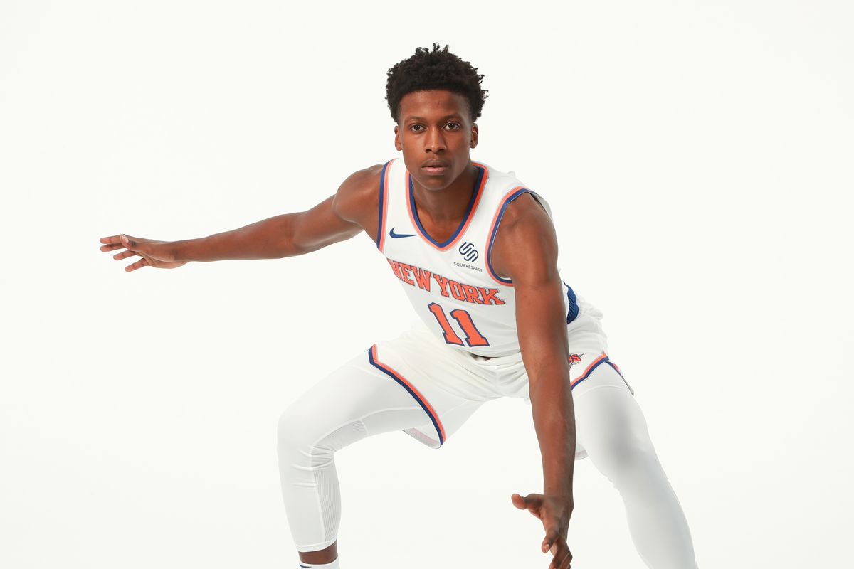 2020-21 New York Knicks Content Day