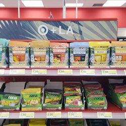 Healthy snack brands Matt's Munchies and Barnana also hail from LA.
