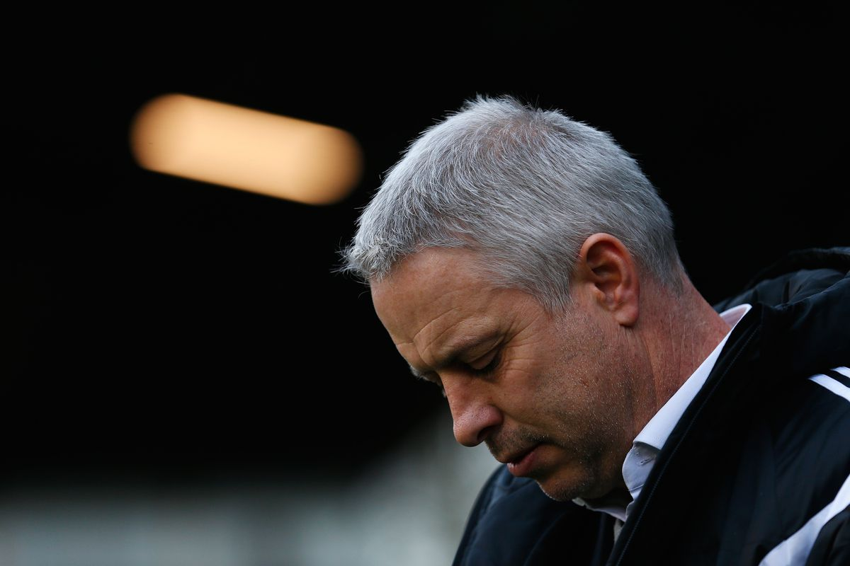 'Livid': Symons rued his side's defending at Wolves