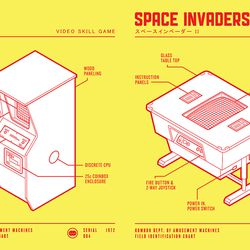 'Pong' and 'Space Invaders Part II'