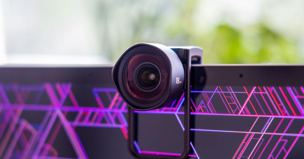 Một ống kính bên ngoài sẽ không khắc phục hoàn toàn tai ương webcam của bạn, nhưng nó có lợi ích của nó
