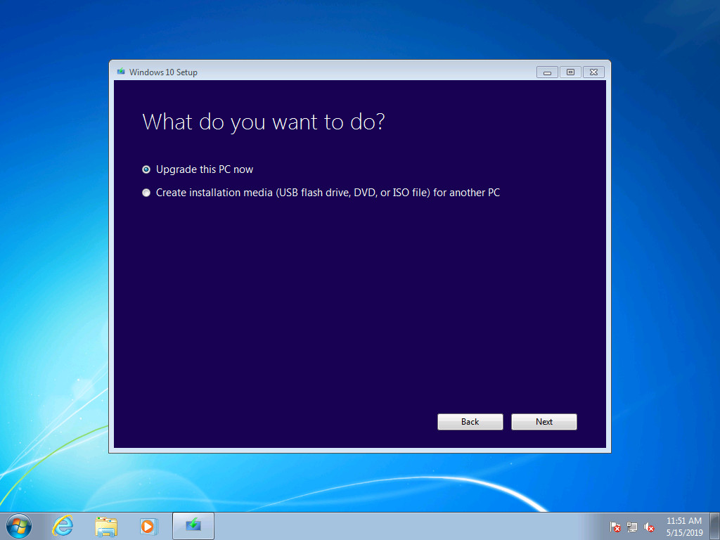 upgrade windows 7 to windows 10 free 2019