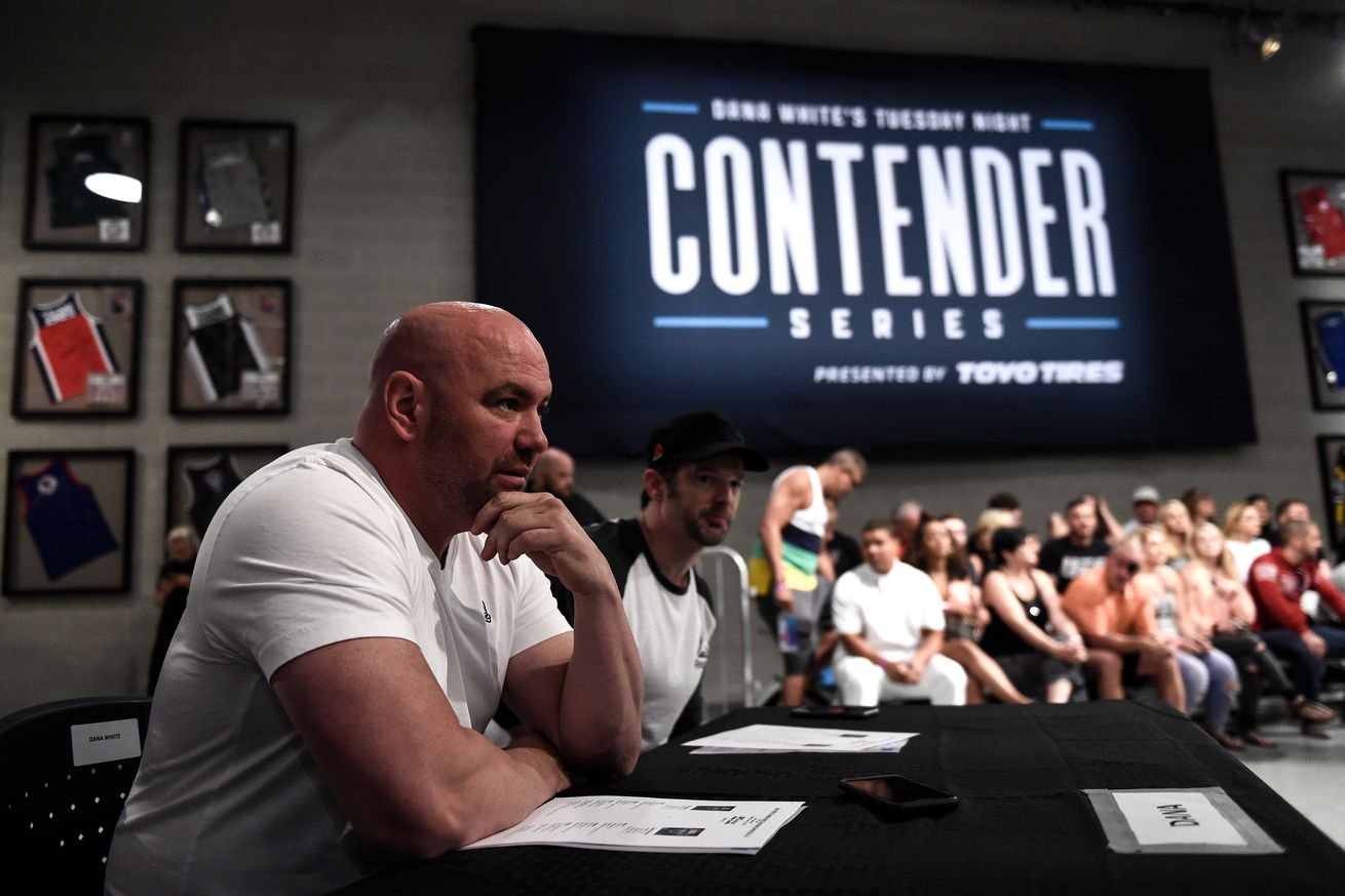 community news, Dana White's Tuesday Night Contender Series 4 results: Julian Marquez, Brandon Davis earn UFC contracts