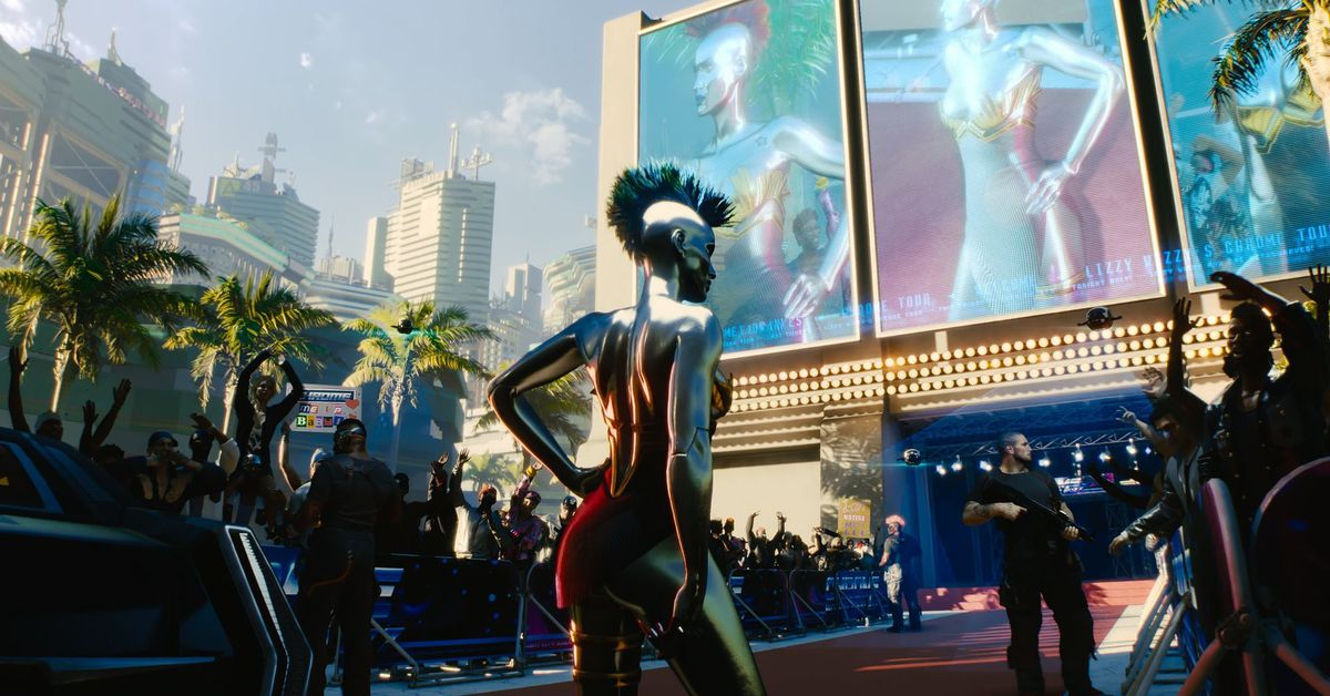 Cyberpunk 2077 details revealed by Grimes in livestream