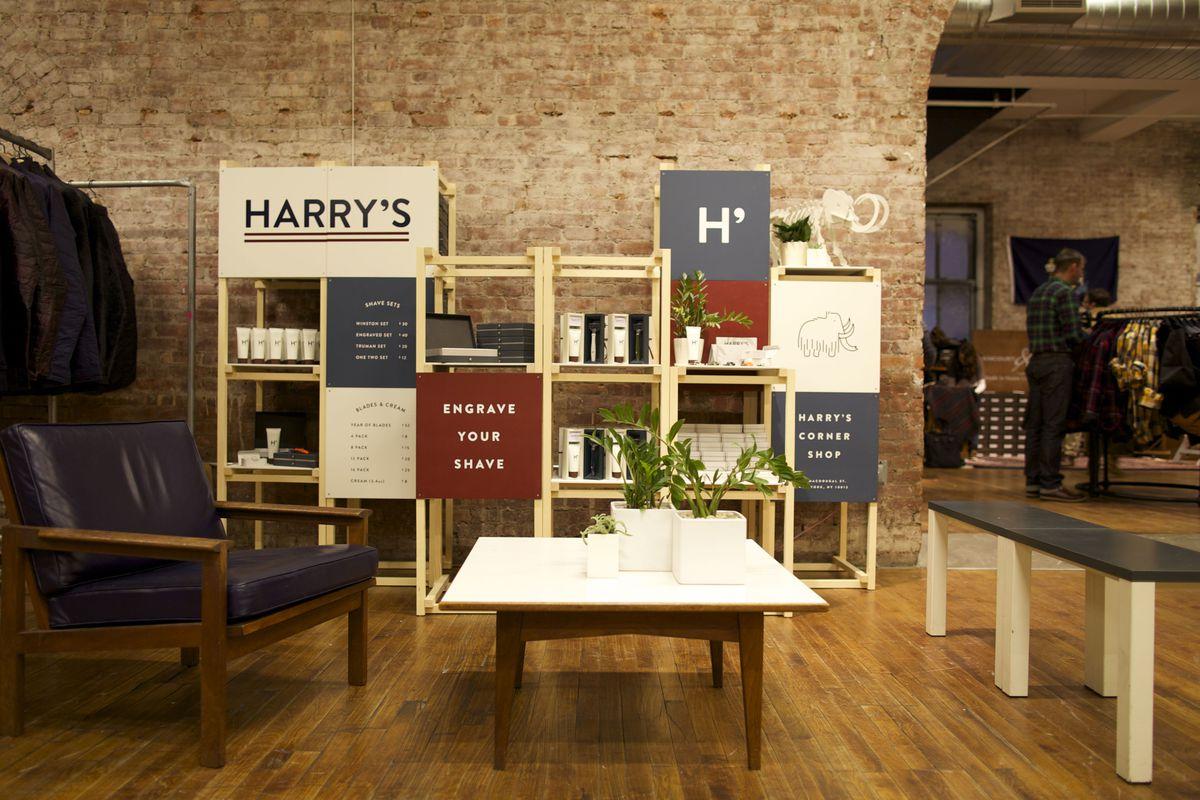 Image courtesy of Harry's