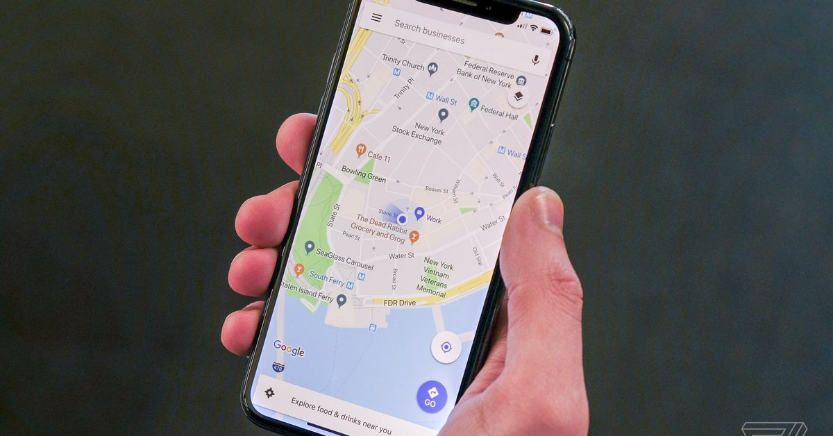 Google Maps will now let you pay for public transportation and parking through its app - The Verge