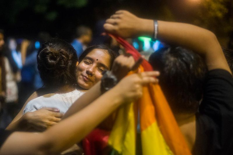 GettyImages_1027812422.165756 Vox Sentences: A huge victory for LGBTQ rights in India