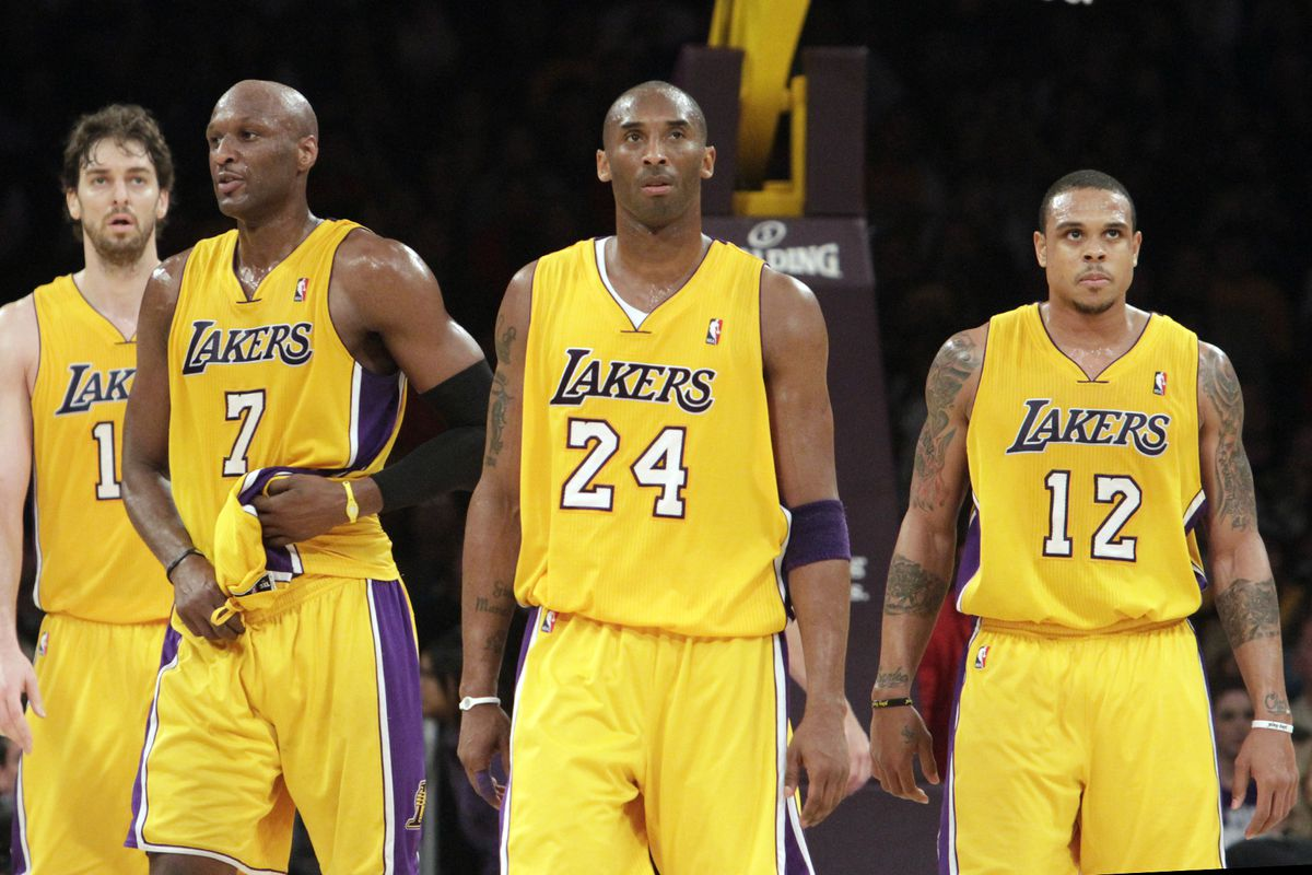 Lakers: Drafting an All-Decade Team - Silver Screen and Roll